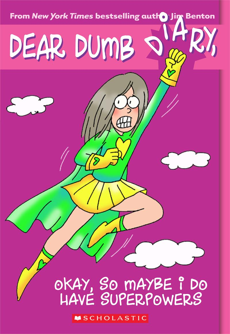 dear dumb diary book report Author: jim benton title: dear dumb diary, never do anything ever date: dear dumb diary from the book- beauty is only skin deep.